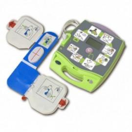 Défibrillateur AED Plus semi automatique