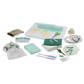 Kit d'urgence pour accouchement inopiné