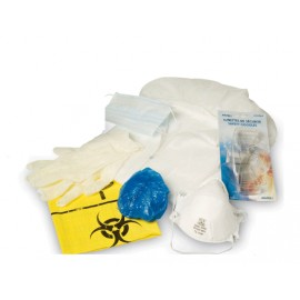 Kit d'urgence protection ambulance épidémie virale
