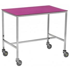 Table à instruments couleur
