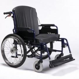 fauteuil roulant  pour grandes tailles