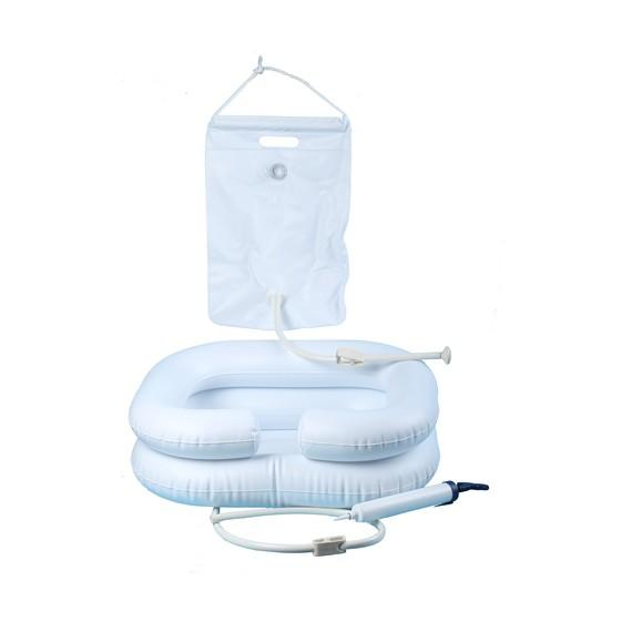 Bac à shampoing et accessoires